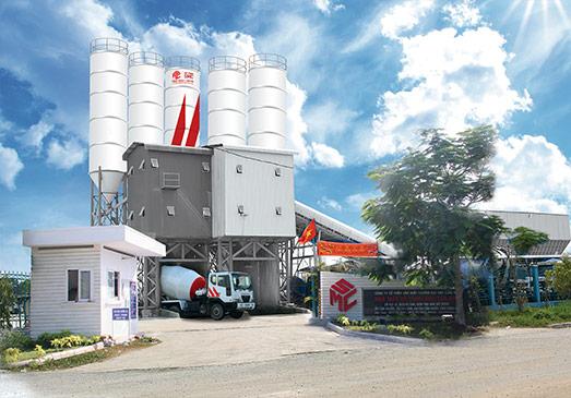 Nhà máy Bê tông SMC Tân Kim