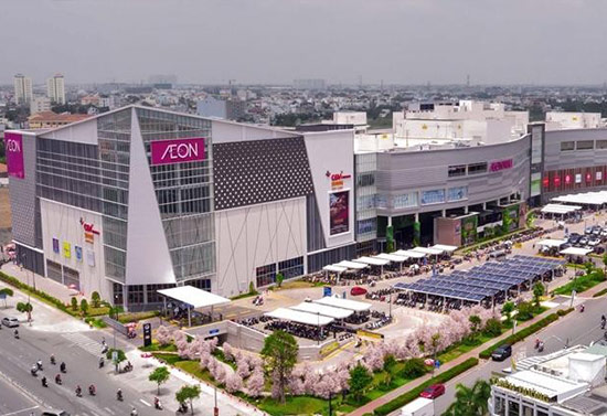 AEON Binh Tan Shopping Center