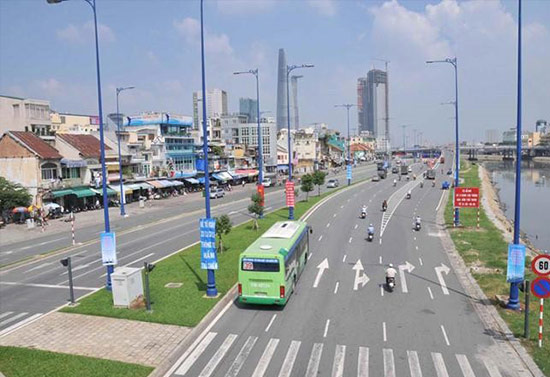 Vo Van Kiet Boulevard (Old East-West Highway)