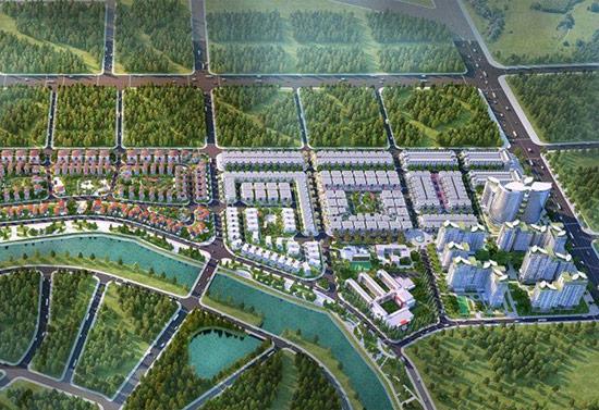 PhoDong Village urban area District 2